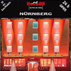 Zimmer frei aus Nürnberg